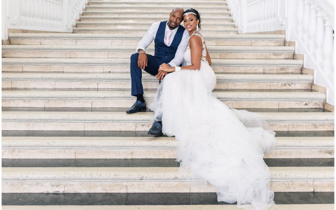 Luxury Destination Wedding, Grand Palladium Jamaica