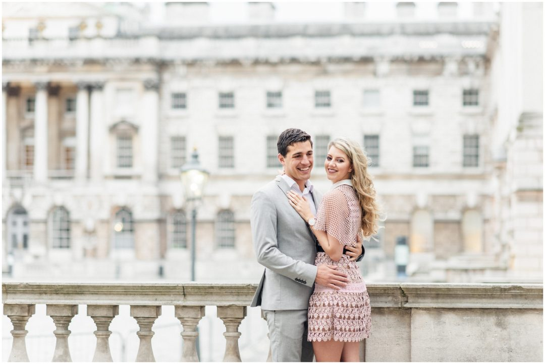 Prettiest Engagement shoot in Trafalgar square, London - lifestyle, engagement - Nkima Photography 2017 London Engagement 0013