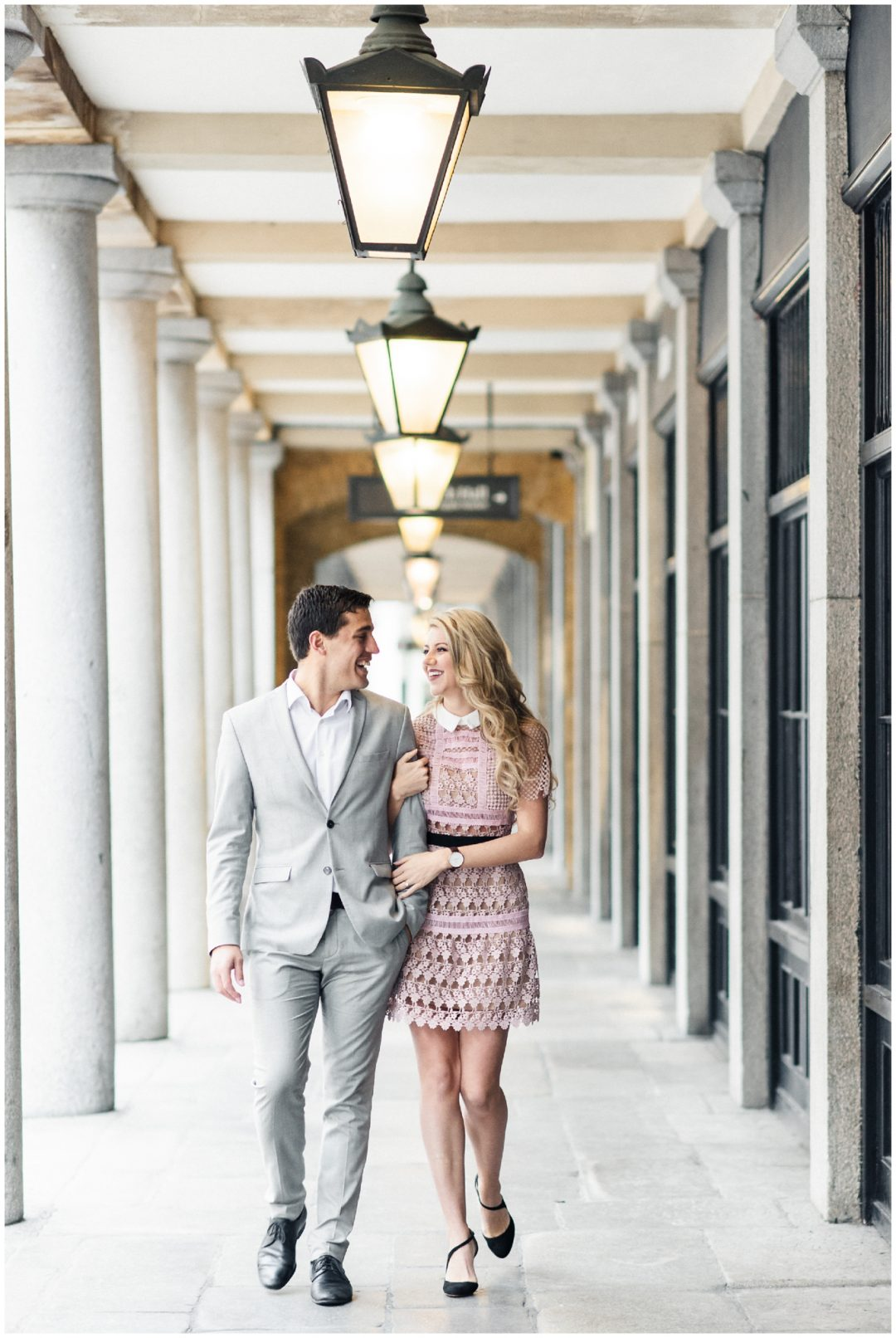 Prettiest Engagement shoot in Trafalgar square, London - lifestyle, engagement - Nkima Photography 2017 London Engagement 0015