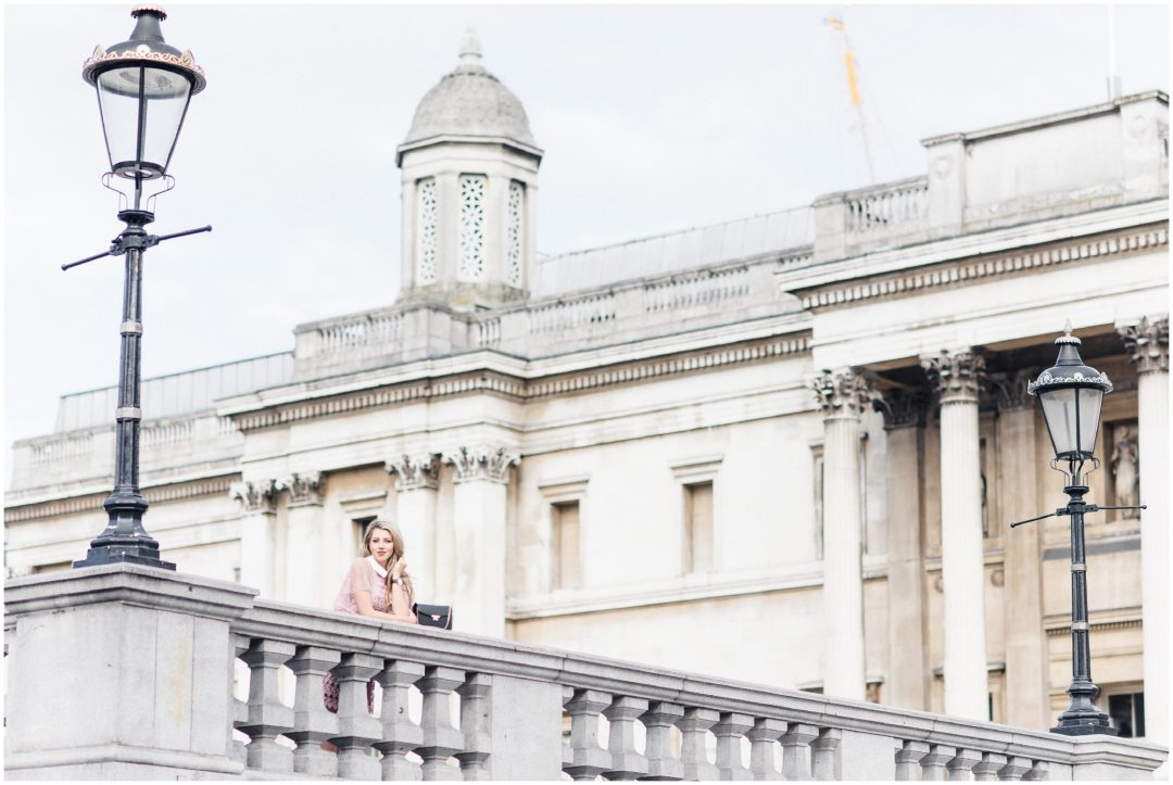 Prettiest Engagement shoot in Trafalgar square, London - lifestyle, engagement - Nkima Photography 2017 London Engagement 0031