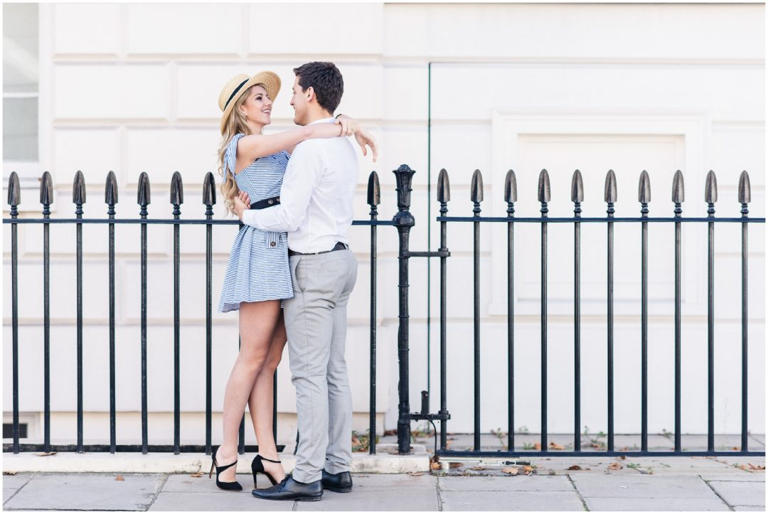 Prettiest Engagement shoot in Trafalgar square, London - lifestyle, engagement - Nkima Photography 2017 London Engagement 0038