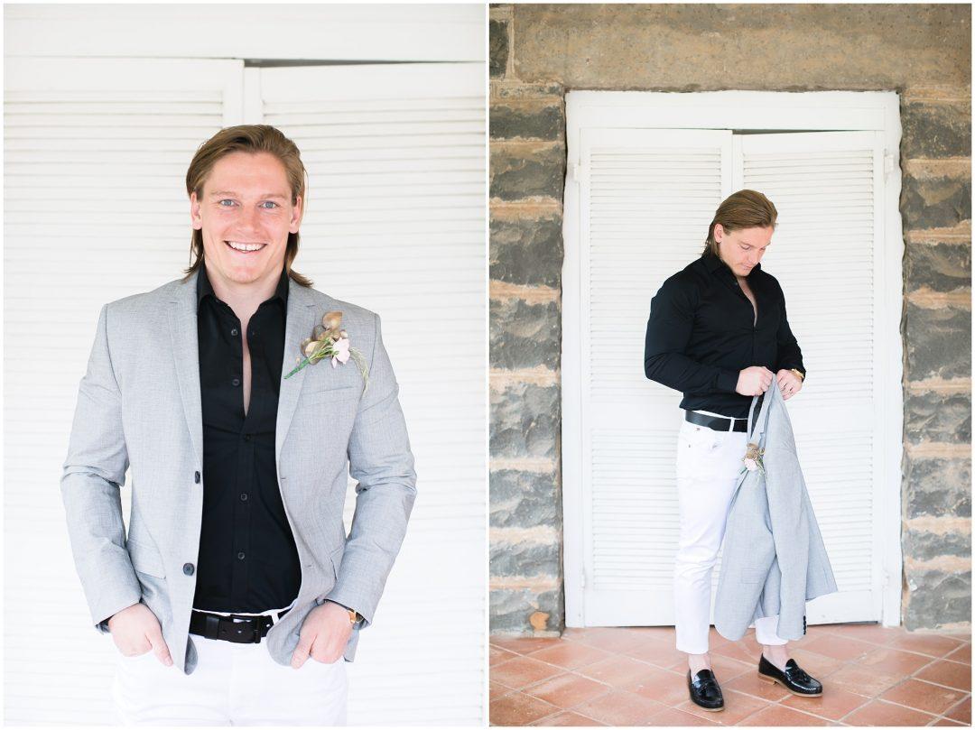 Destination Wedding at Glades Farm, South-Africa - weddings-blog-portfolio, weddings - 19.Groom getting ready at Glades Farm 0128