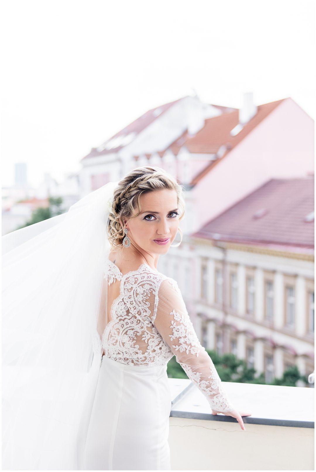 Destination Wedding in Prague | Pav and Steffen - weddings - Destination wedding Prague wedding Nkima Photography 0012