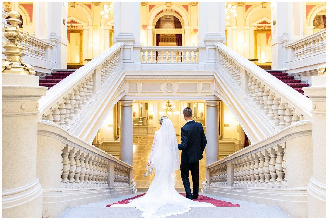 Destination Wedding in Prague | Pav and Steffen - weddings - Destination wedding Prague wedding Nkima Photography 0041