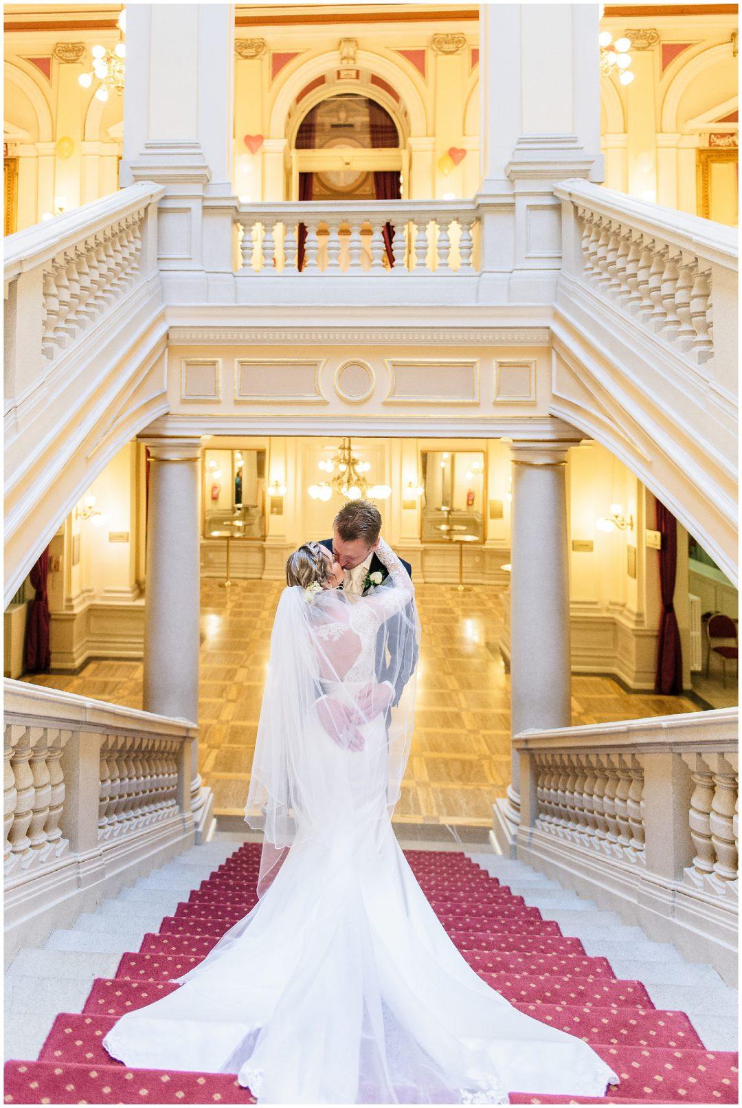 Destination Wedding in Prague | Pav and Steffen - weddings - Destination wedding Prague wedding Nkima Photography 0044