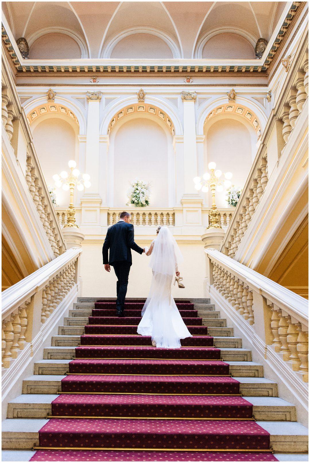 Destination Wedding in Prague | Pav and Steffen - weddings - Destination wedding Prague wedding Nkima Photography 0045