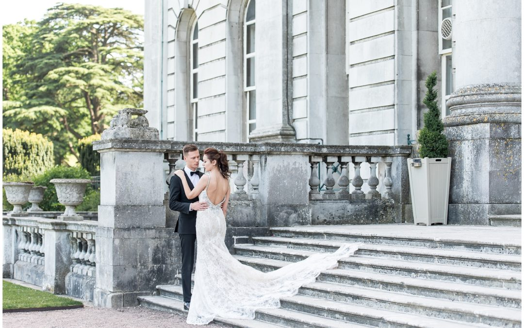 Moor Park Wedding Editorial