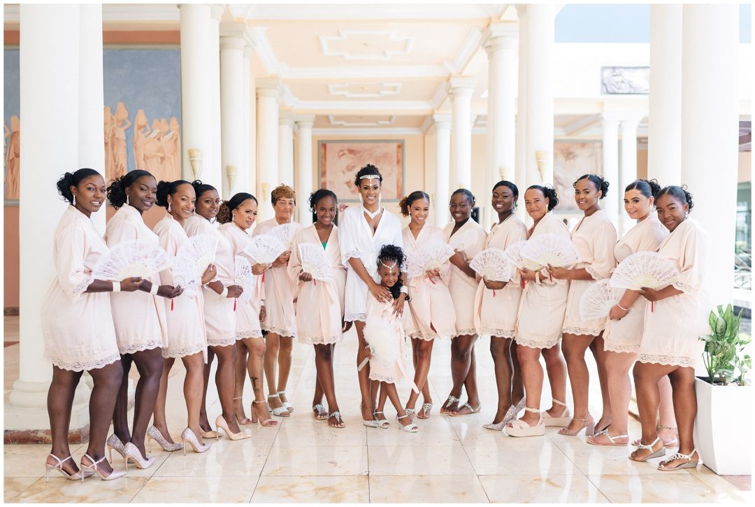 Luxury Destination Wedding, Grand Palladium Jamaica - weddings - Luxury Destination photographer Nkima Photography 0010