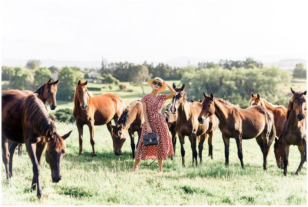 Wild horses| New Zealand Fashion photography - lifestyle - Destination fashion photographer Nkima Photography 0009