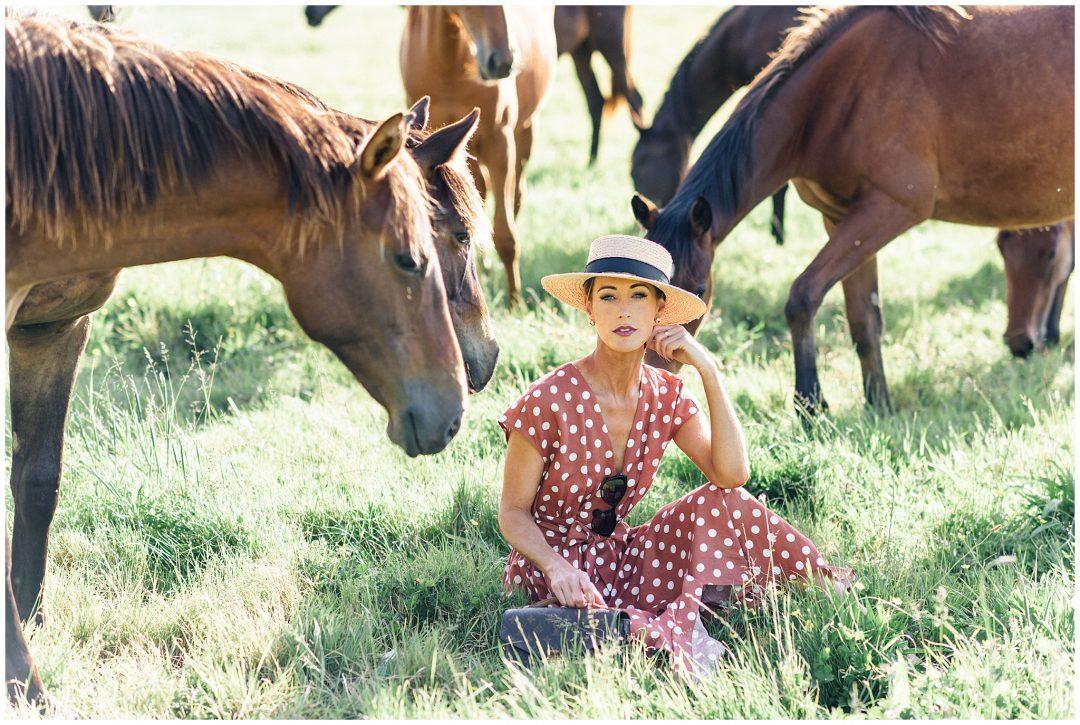 Wild horses| New Zealand Fashion photography - lifestyle - Destination fashion photographer Nkima Photography 0013