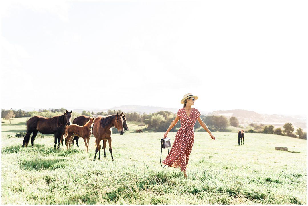 Wild horses| New Zealand Fashion photography - lifestyle - Destination fashion photographer Nkima Photography 0016