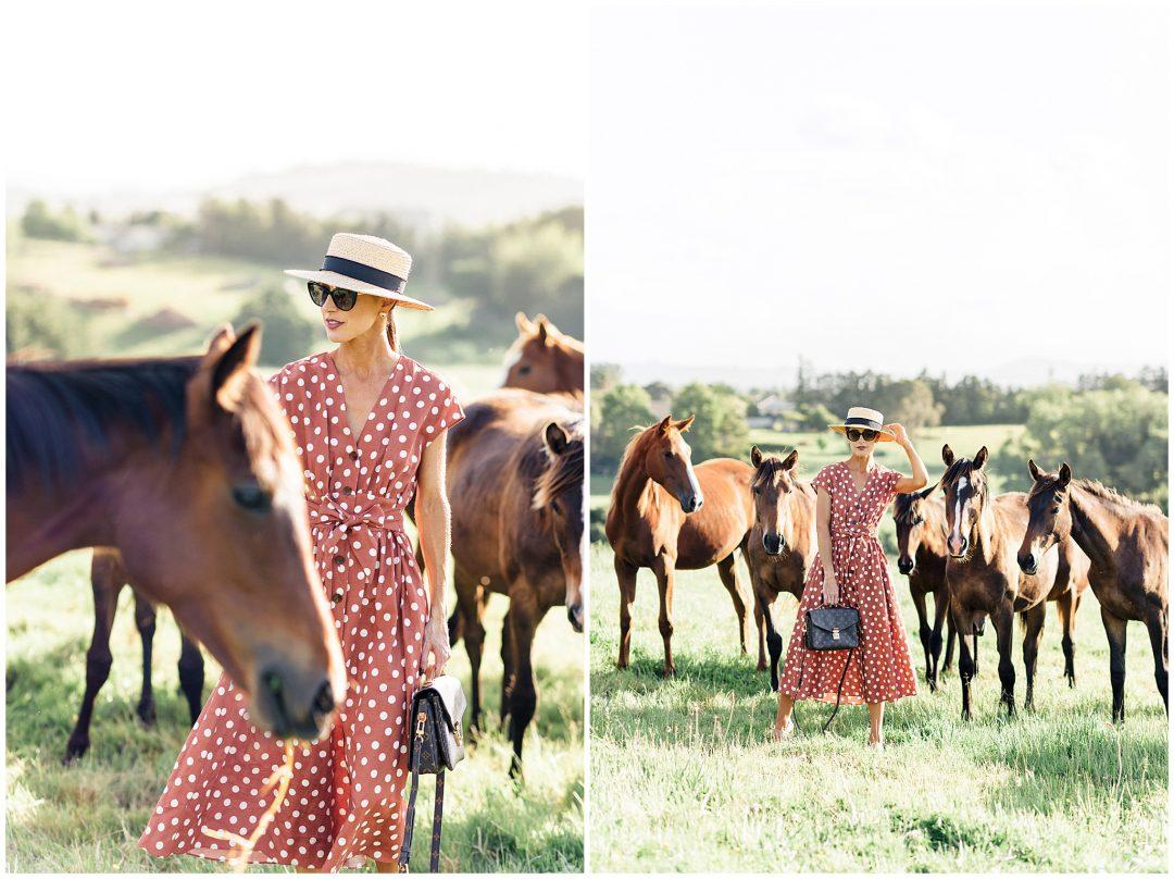 Wild horses| New Zealand Fashion photography - lifestyle - Destination fashion photographer Nkima Photography 0017