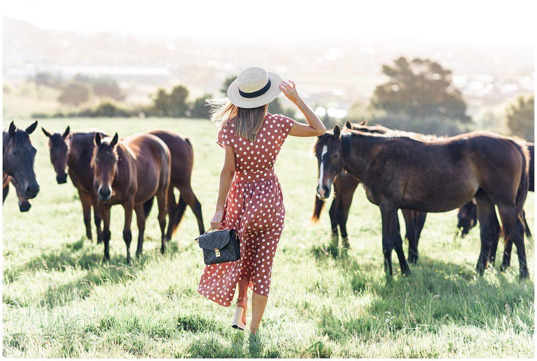 Wild horses| New Zealand Fashion photography - lifestyle - Destination fashion photographer Nkima Photography 0018