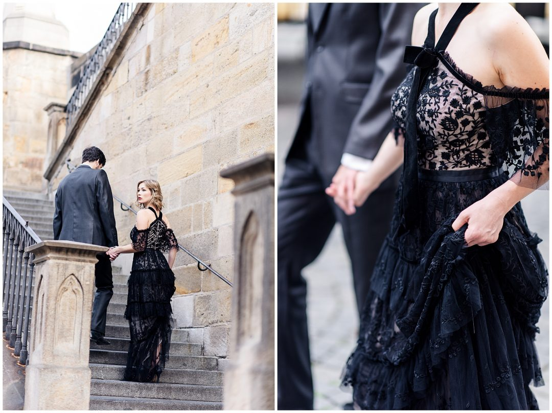 Destination Wedding Photographer | Prague Engagement - engagement - Elopement photographer Nkima Photography 0009