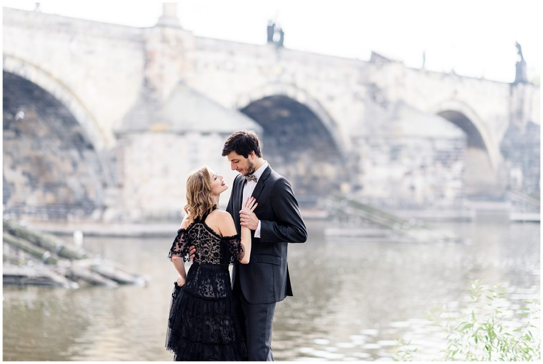 Destination Wedding Photographer | Prague Engagement - engagement - Elopement photographer Nkima Photography 0012