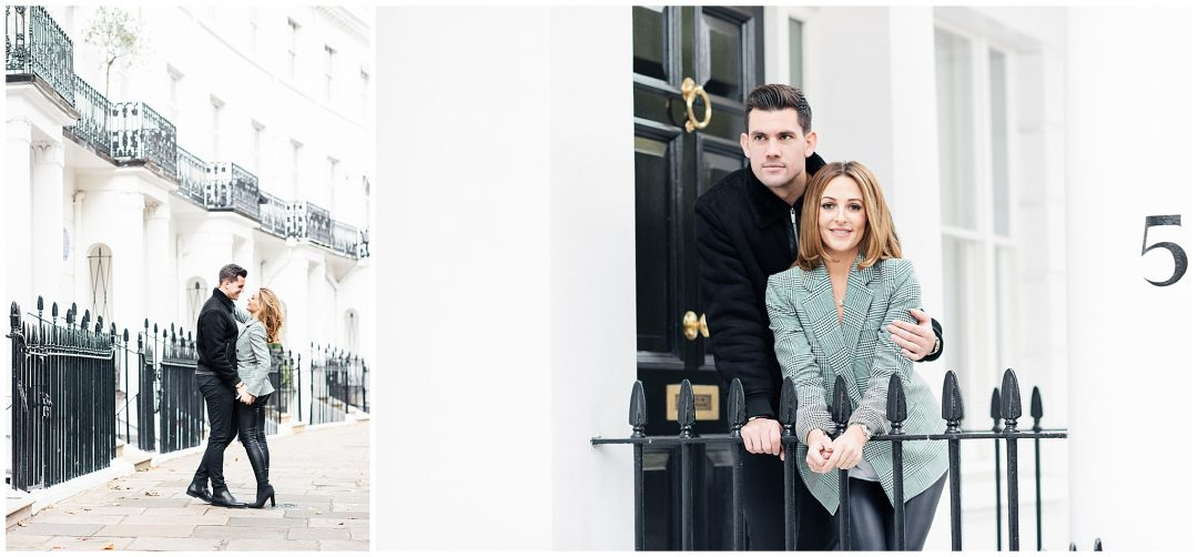 South Kensington Engagement | Michelle & Jordan - engagement - London wedding photographer Nkima Photography 0004