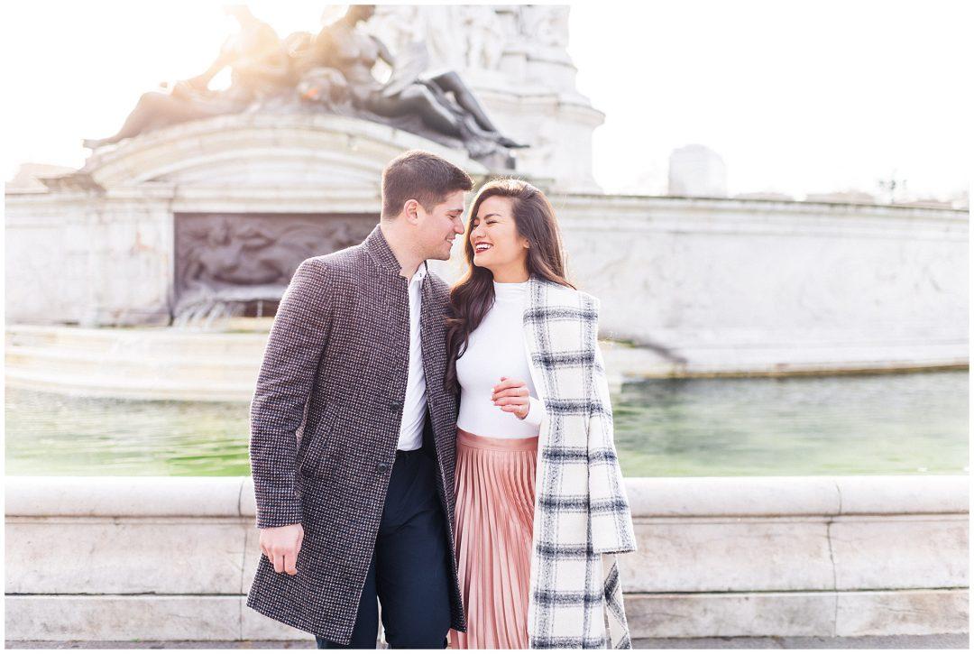 London Couple Photographer, Caila & Nick