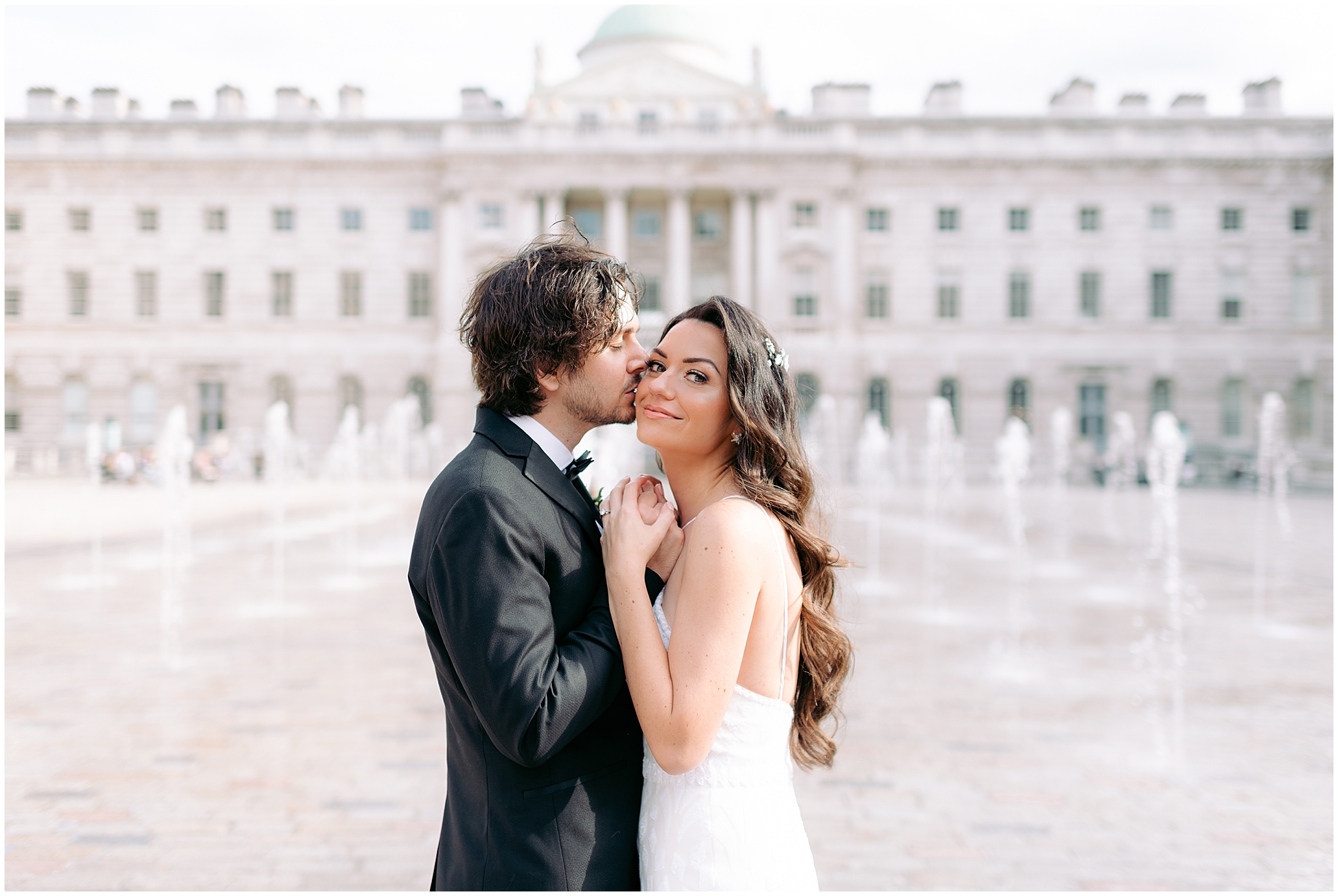 Spring Somerset House Wedding | Rob & Jess - weddings - London wedding photographerSomerset houseNkimaPhotography 0073