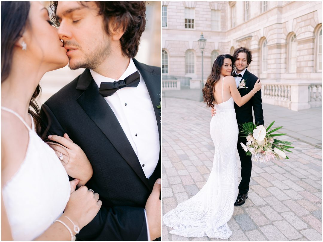 Spring Somerset House Wedding | Rob & Jess - weddings - London wedding photographerSomerset houseNkimaPhotography 0074