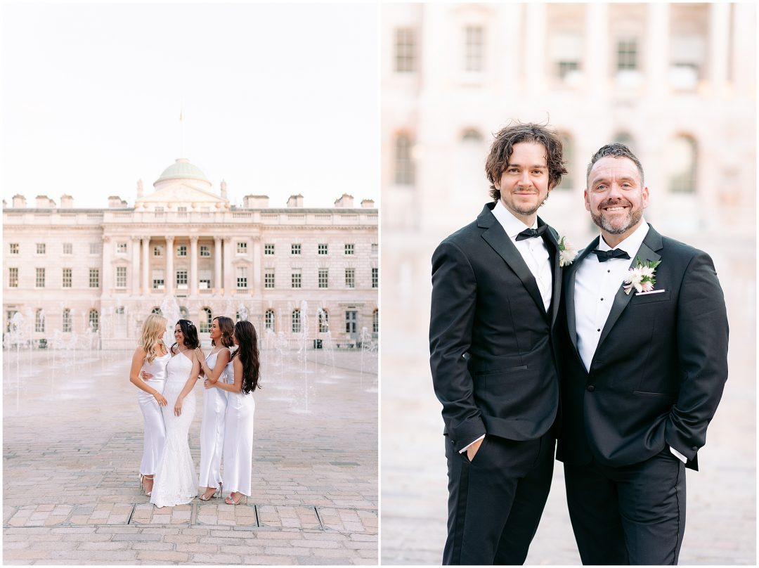 Spring Somerset House Wedding | Rob & Jess - weddings - London wedding photographerSomerset houseNkimaPhotography 0078
