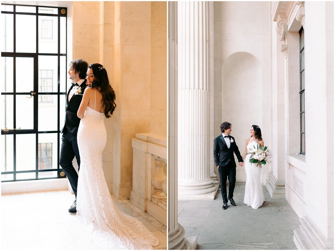 Spring Somerset House Wedding | Rob & Jess - weddings - London wedding photographyMe by meliaNkimaPhotography 0068
